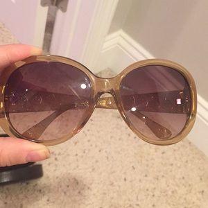 Michael Kors sunglasses and case